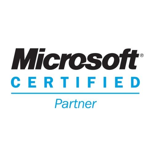 Microsoft Certified Partner – ID 1419773